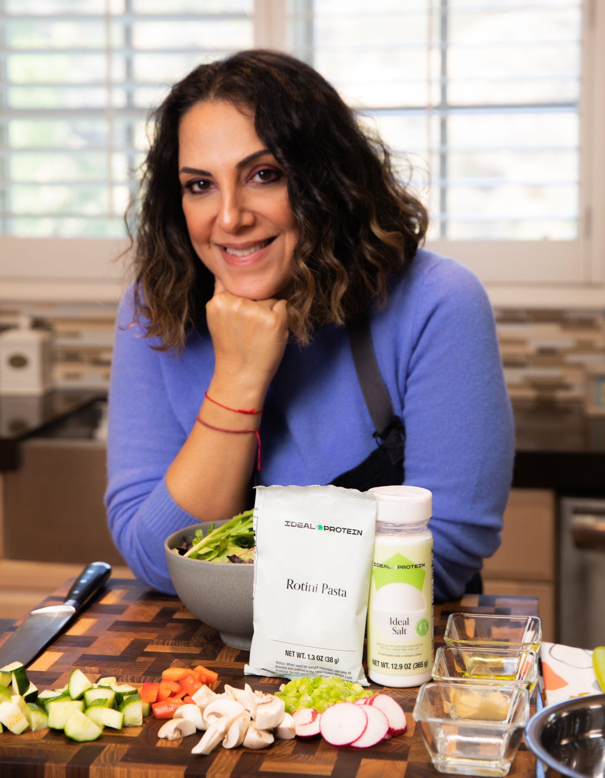 Ideal Protein Chef Penny Davidi