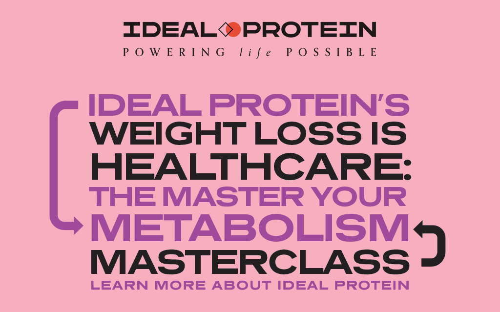 Ideal Protein Masterclass: The Master Your Metabolism Masterclass
